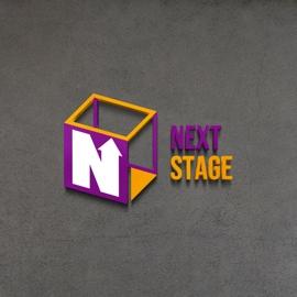 NEXT STAGE様のロゴ作成