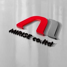 株式会社ミライズ様のロゴ作成