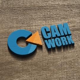 株式会社カムワーク様のロゴ作成
