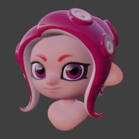 オクトガール(3D)