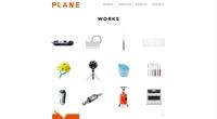 デザイン事務所のホームページ
