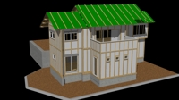 建築イメージの動画