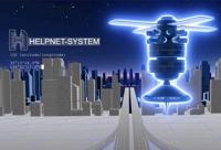 3D都市・ワイヤーフレーム、展示会・会社紹介・20周年記念動画