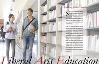 立教大学英文パンフレット