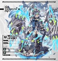 LEVIN(キャラ紹介)