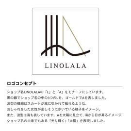 レディースファッションブランドのロゴ作成