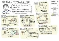 グラフィックレコーディングによる読書記録
