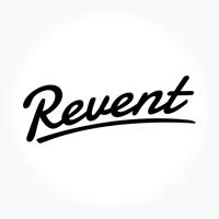 「Revent_ロゴデザイン」