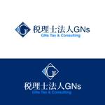Qitianさんの税理士法人の企業ロゴへの提案