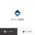 kyawa-cさんの税理士法人の企業ロゴへの提案