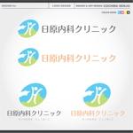 COCHMASENJUさんの内科クリニックのロゴ制作への提案