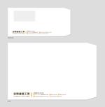 hautuさんの長3封筒 横(窓付)と角2封筒 横 のデザインへの提案
