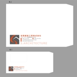 jpccleeさんの長3封筒 横(窓付)と角2封筒 横 のデザインへの提案