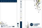 B_M_Graphixさんのクリアーブックの表紙&背表紙のデザインへの提案