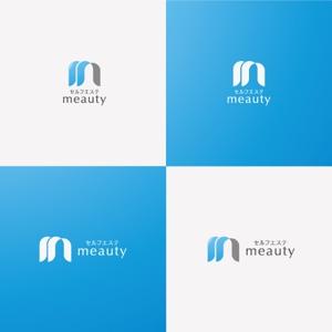 weborgさんの☆新規設立☆セルフエステ「meauty」のロゴマークへの提案
