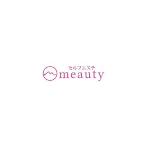 Yolozuさんの☆新規設立☆セルフエステ「meauty」のロゴマークへの提案
