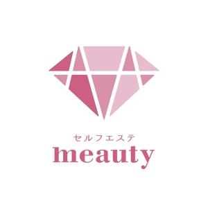 MATSU0916さんの☆新規設立☆セルフエステ「meauty」のロゴマークへの提案
