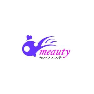 koicheenさんの☆新規設立☆セルフエステ「meauty」のロゴマークへの提案