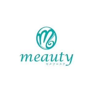 Ochanさんの☆新規設立☆セルフエステ「meauty」のロゴマークへの提案