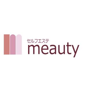 atsuki1130さんの☆新規設立☆セルフエステ「meauty」のロゴマークへの提案
