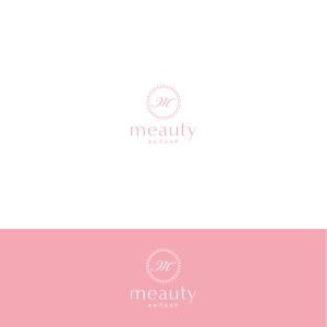 Ragdollさんの☆新規設立☆セルフエステ「meauty」のロゴマークへの提案
