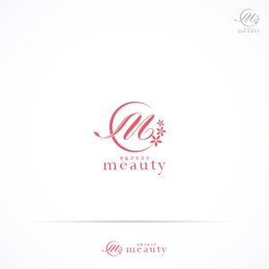 RIKU5555さんの☆新規設立☆セルフエステ「meauty」のロゴマークへの提案