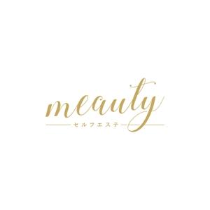 alne-catさんの☆新規設立☆セルフエステ「meauty」のロゴマークへの提案