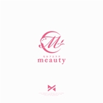 Impactさんの☆新規設立☆セルフエステ「meauty」のロゴマークへの提案