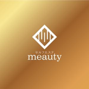 mac-kerさんの☆新規設立☆セルフエステ「meauty」のロゴマークへの提案