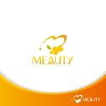 Typographさんの☆新規設立☆セルフエステ「meauty」のロゴマークへの提案