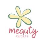 sriracha829さんの☆新規設立☆セルフエステ「meauty」のロゴマークへの提案