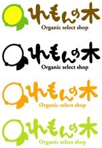 kj-kjさんの自然食品店のロゴ制作への提案