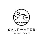 MATSU0916さんのウェブマガジン「Saltwater Magazine」のロゴ制作への提案