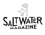 rokimpoさんのウェブマガジン「Saltwater Magazine」のロゴ制作への提案