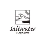 toshimoriさんのウェブマガジン「Saltwater Magazine」のロゴ制作への提案
