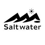 TITICACACOさんのウェブマガジン「Saltwater Magazine」のロゴ制作への提案