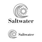 su-1178さんのウェブマガジン「Saltwater Magazine」のロゴ制作への提案