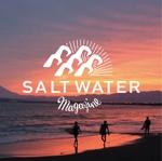 Design5さんのウェブマガジン「Saltwater Magazine」のロゴ制作への提案