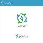 acveさんの福祉事業所専門のコンサル会社のロゴへの提案