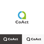 kyawa-cさんの福祉事業所専門のコンサル会社のロゴへの提案
