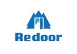 ninaiyaさんのキャンプ/アウトドアブランド「Re door 」のロゴへの提案