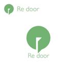 YTOKUさんのキャンプ/アウトドアブランド「Re door 」のロゴへの提案