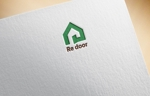 AliceLeeさんのキャンプ/アウトドアブランド「Re door 」のロゴへの提案