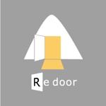 arinkopekoさんのキャンプ/アウトドアブランド「Re door 」のロゴへの提案