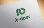 d-o2さんのキャンプ/アウトドアブランド「Re door 」のロゴへの提案
