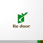 sa_akutsuさんのキャンプ/アウトドアブランド「Re door 」のロゴへの提案
