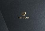 tokkebiさんのキャンプ/アウトドアブランド「Re door 」のロゴへの提案