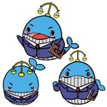 和歌山弁護士会キャラクター「法エール」のキャラクターデザイン(ラフデザインあり)への提案