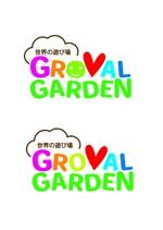 mamyさんの新業態「GROVAL GARDEN」ショップロゴの制作への提案