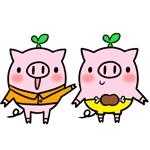 精肉会社(お肉屋)のキャラクターデザインへの提案